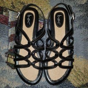 boc Shoes - AWESOME BLACK BOC SANDALS